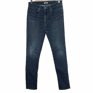 Eileen Fisher Stretch Mid-rise Skinny Jeans Size 8